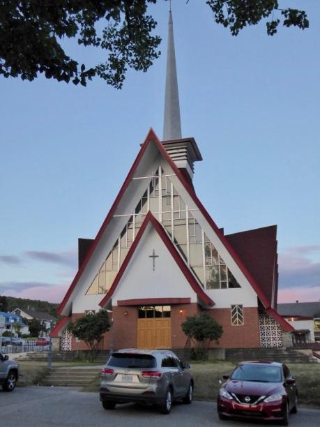 Eglise de Tadoussac