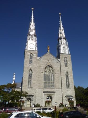 OTTAWA - Basilique Notre Dame