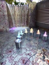 Une fontaine splendide