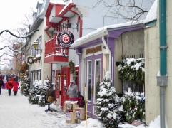 Le petit Champlain, le quartier mythique de la ville