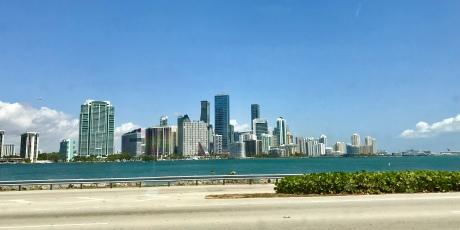Le dowtown de Miami