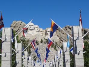 USA : Mont Rushmore