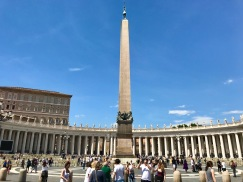 Rome _ Place St Pierre