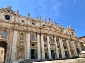 Rome _ Basilique St Pierre