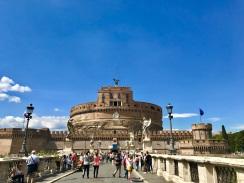 Rome _ Castel Sant'Angelo