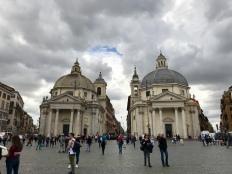 Rome _ Place du peuple