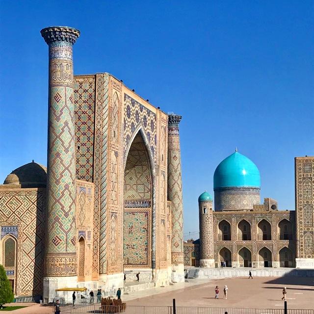 Ouzbékistan - Place Reghistan
