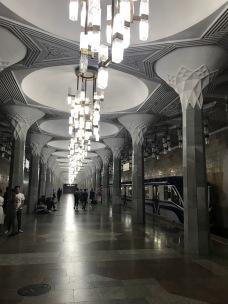 Métro de Tachkent