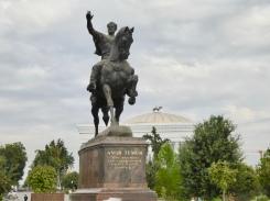 Statue de Tamerlan